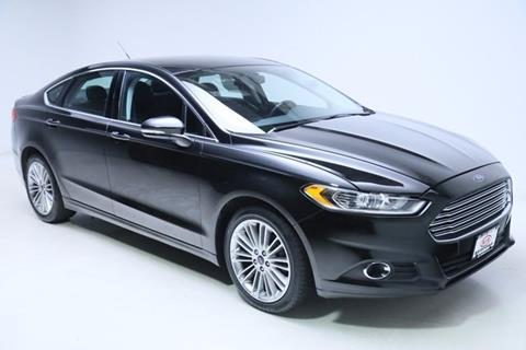 2015 Ford Fusion for sale in Bedford, OH