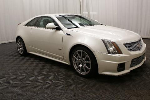 2012 Cadillac Cts V For Sale In Lima Oh Carsforsale Com