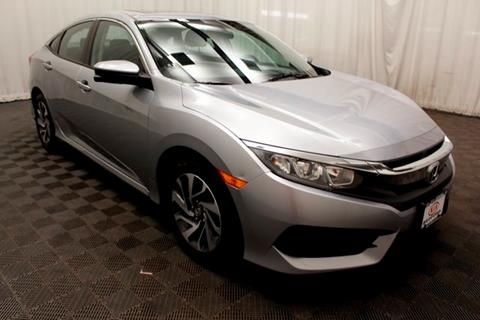 2016 Honda Civic for sale in Bedford, OH