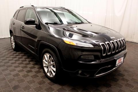 2015 Jeep Cherokee for sale in Bedford, OH