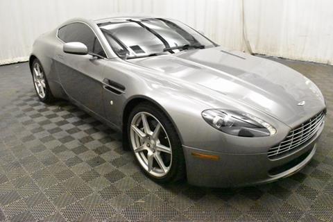 2008 Aston Martin V8 Vantage for sale in Bedford, OH