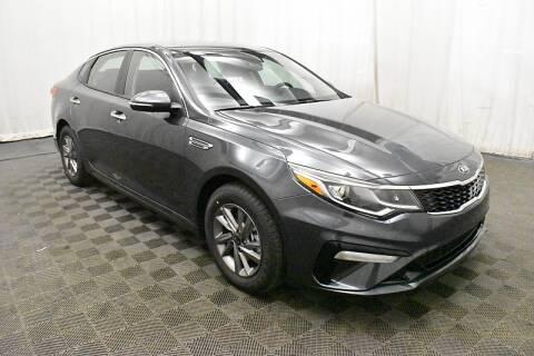 2020 Kia Optima for sale in Bedford, OH