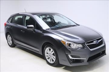 2015 Subaru Impreza for sale in Bedford, OH