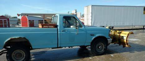 1995 Ford F-250 for sale in Pocahontas, IA