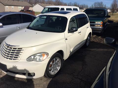2007 Chrysler PT Cruiser for sale at Rocks Auto Sales in Mount Orab OH
