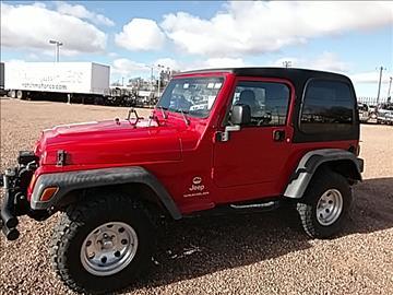2003 Jeep Wrangler for sale in Snowflake, AZ