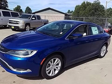 2016 Chrysler 200 for sale in Snowflake, AZ