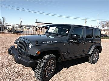2017 Jeep Wrangler Unlimited for sale in Snowflake, AZ