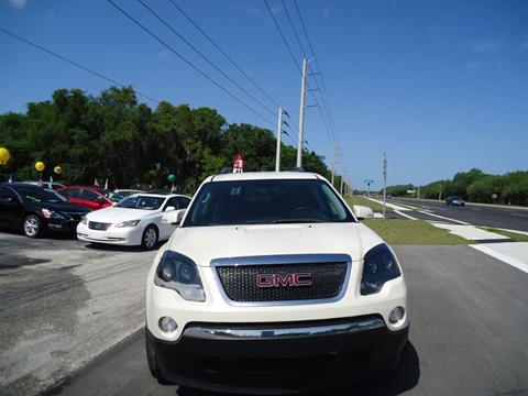 2008 GMC Acadia For Sale In Port Charlotte, FL