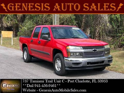 2005 GMC Canyon for sale in Port Charlotte, FL