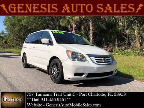 2010 Honda Odyssey for sale in Port Charlotte, FL