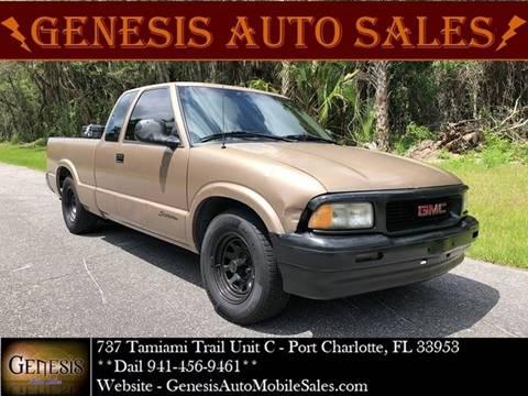 1996 GMC Sonoma for sale in Port Charlotte, FL