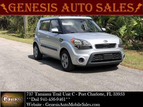 Kia For Sale >> Used Kia Soul For Sale Carsforsale Com
