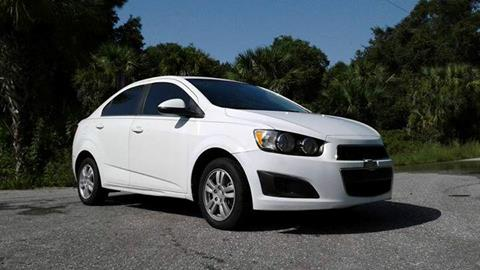 Exceptional 2013 Chevrolet Sonic For Sale In Port Charlotte, FL