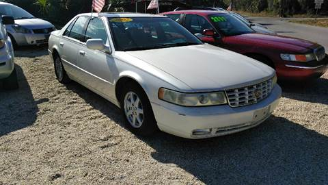 2002 Cadillac Seville for sale in Port Charlotte, FL