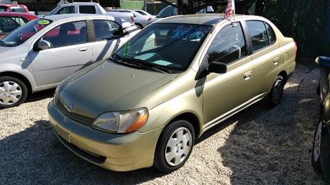 2001 Toyota ECHO for sale in Port Charlotte, FL