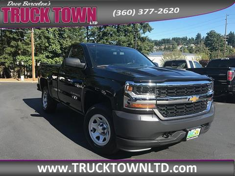 2016 Chevrolet Silverado 1500 for sale in Bremerton, WA