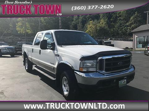 2002 Ford F-350 Super Duty for sale in Bremerton, WA