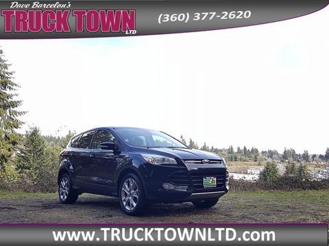 2013 Ford Escape for sale in Bremerton, WA