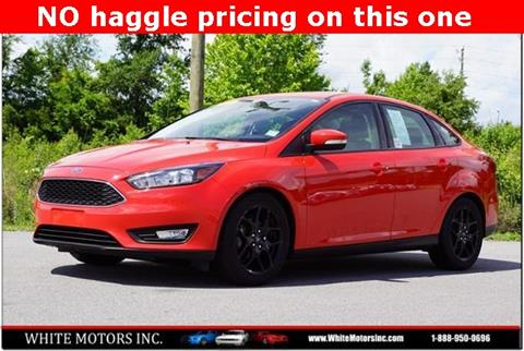 2016 Ford Focus for sale in Louisburg, NC