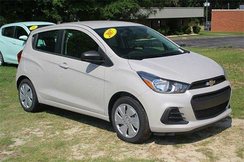 2017 Chevrolet Spark for sale in Louisburg, NC