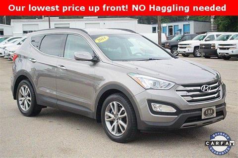 2014 Hyundai Santa Fe Sport for sale in Louisburg, NC