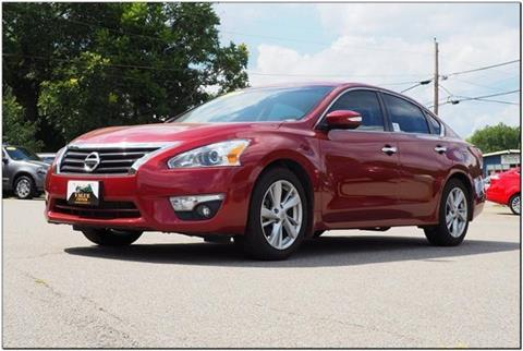 2015 Nissan Altima for sale in Louisburg, NC