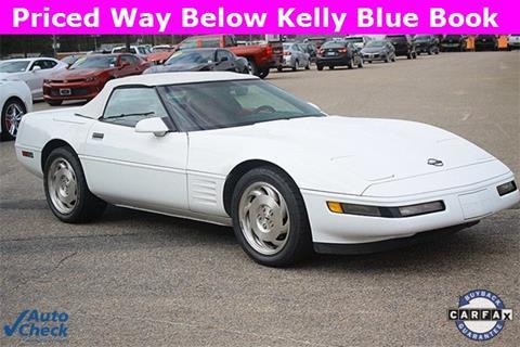 1993 Chevrolet Corvette For Sale Carsforsale