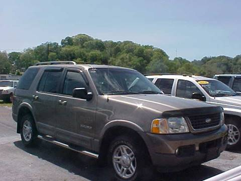 2002 Ford Explorer for sale at Bates Auto & Truck Center in Zanesville OH