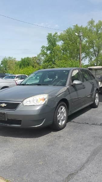 2007 Chevrolet Malibu Maxx for sale at Bates Auto & Truck Center in Zanesville OH