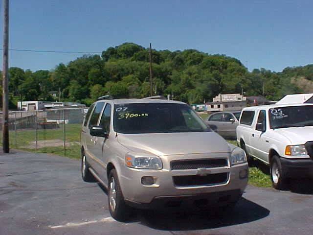 2007 Chevrolet Uplander for sale at Bates Auto & Truck Center in Zanesville OH