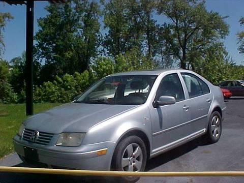 2003 Volkswagen Jetta for sale at Bates Auto & Truck Center in Zanesville OH