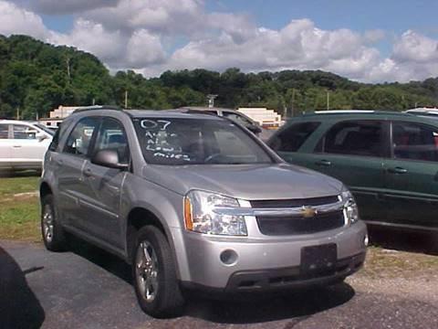 2007 Chevrolet Equinox for sale at Bates Auto & Truck Center in Zanesville OH