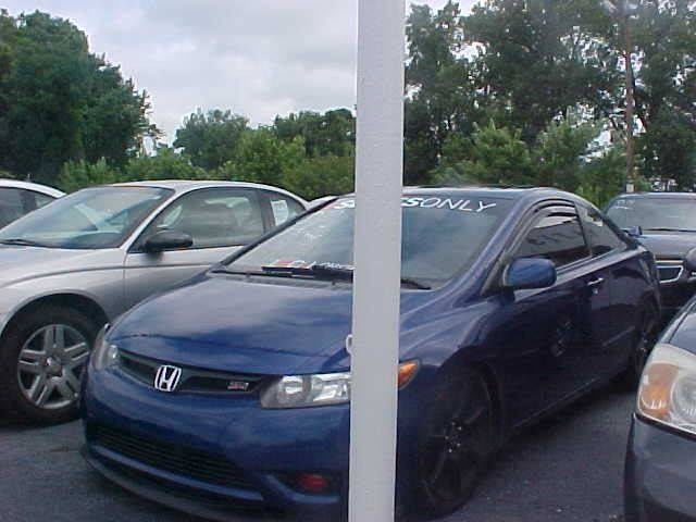 2008 Honda Civic for sale at Bates Auto & Truck Center in Zanesville OH