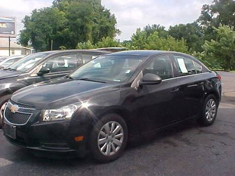 2011 Chevrolet Cruze for sale at Bates Auto & Truck Center in Zanesville OH