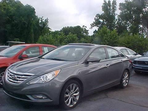 2012 Hyundai Sonata for sale at Bates Auto & Truck Center in Zanesville OH