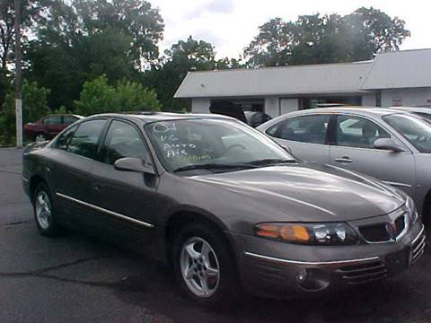 2001 Pontiac Bonneville for sale at Bates Auto & Truck Center in Zanesville OH