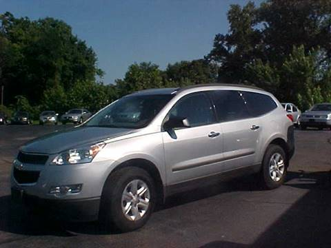 2010 Chevrolet Traverse for sale at Bates Auto & Truck Center in Zanesville OH