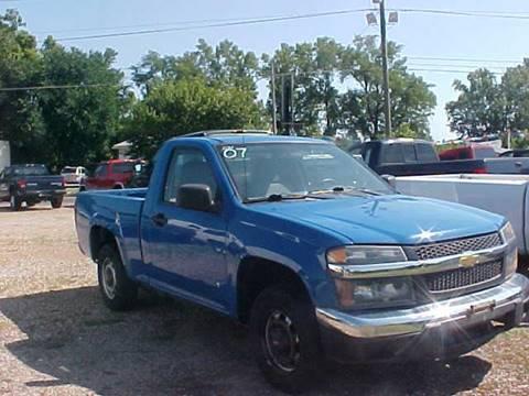 2007 Chevrolet Colorado for sale at Bates Auto & Truck Center in Zanesville OH