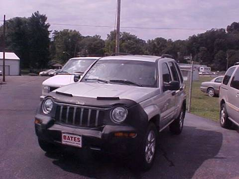 2003 Jeep Liberty for sale at Bates Auto & Truck Center in Zanesville OH