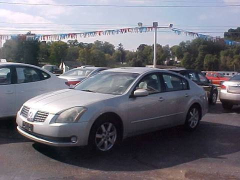 2004 Nissan Maxima for sale at Bates Auto & Truck Center in Zanesville OH