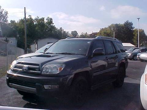 2005 Toyota 4Runner for sale at Bates Auto & Truck Center in Zanesville OH