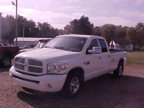 2008 Dodge Ram Pickup 3500 for sale at Bates Auto & Truck Center in Zanesville OH