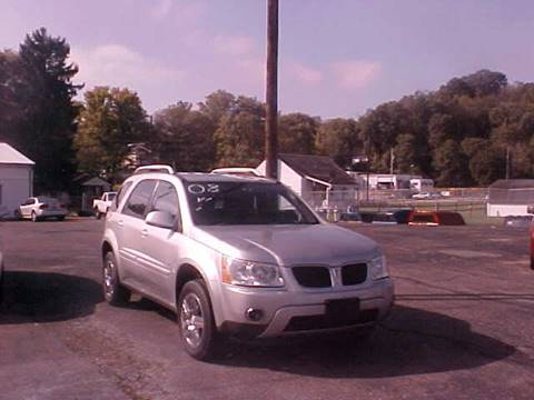 2008 Pontiac Torrent for sale at Bates Auto & Truck Center in Zanesville OH