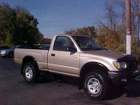 2001 Toyota Tacoma for sale at Bates Auto & Truck Center in Zanesville OH