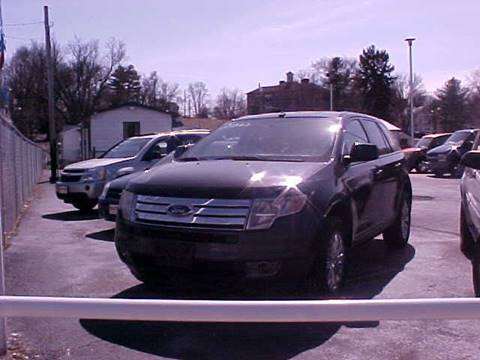 Ford Edge For Sale In Zanesville Oh