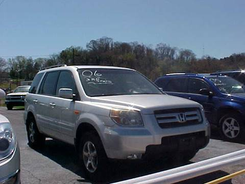 2006 Honda Pilot for sale at Bates Auto & Truck Center in Zanesville OH