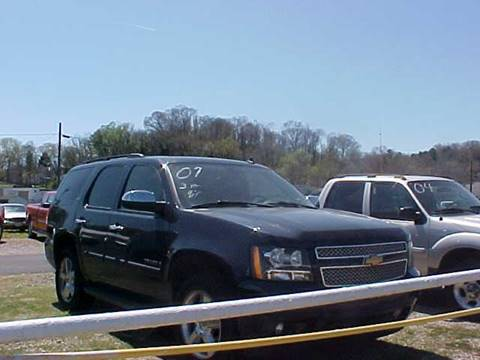 2007 Chevrolet Tahoe for sale at Bates Auto & Truck Center in Zanesville OH