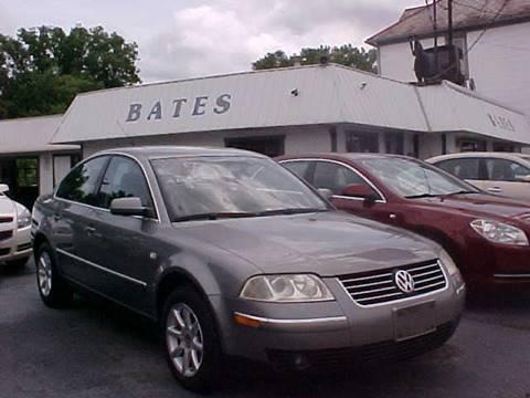 2004 Volkswagen Passat for sale at Bates Auto & Truck Center in Zanesville OH
