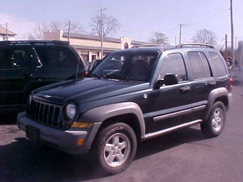 2005 Jeep Liberty for sale in Zanesville, OH